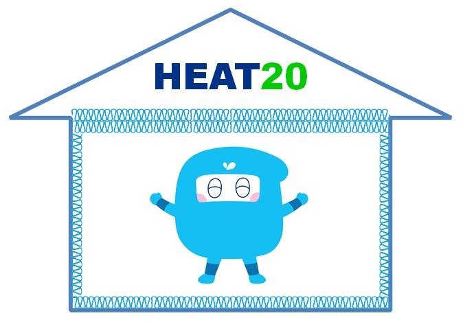 安心・安全・地球に優しい!高断熱住宅の基準「HEAT20」とは?